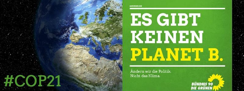 Klimagipfel in Paris: Es geht ums Ganze!