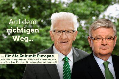 Auf dem richtigen Weg für die Zukunft Europas