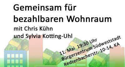 Bezahlbar Wohnen Karlsruhe