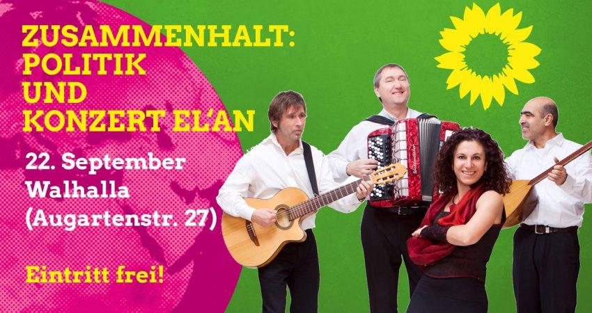 Elan Konzert Walhalla