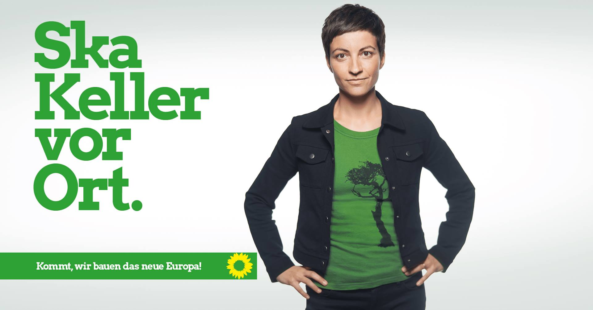 Ska Keller in Karlsruhe – Stell der grünen Spitzenkandidatin deine Fragen!