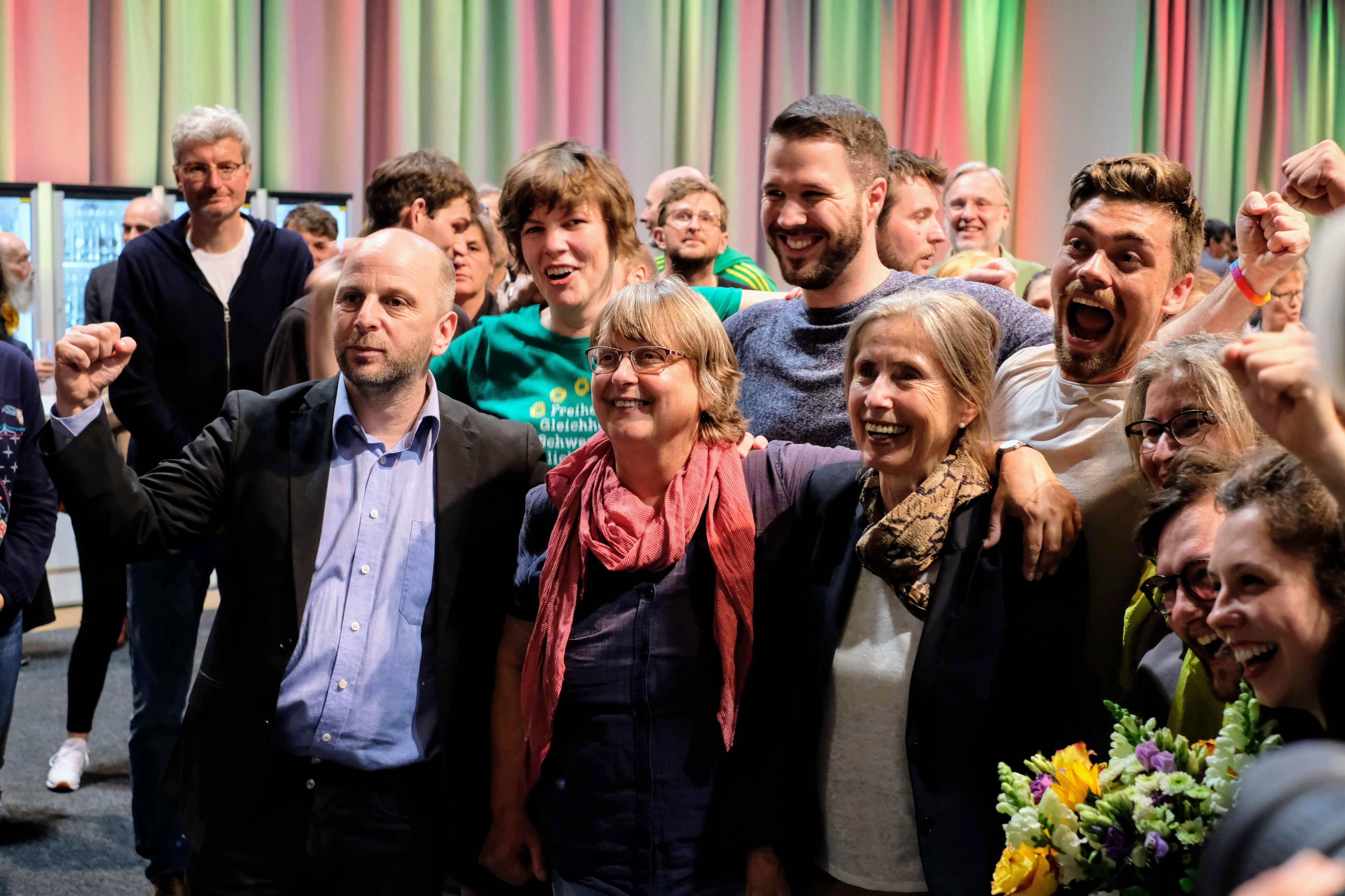 Kommunalwahl 2019 – Ergebnispräsentation in Bildern