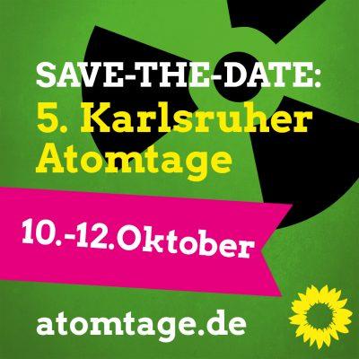 Infostand zu Klima- und Atompolitik @ Ludwigsplatz