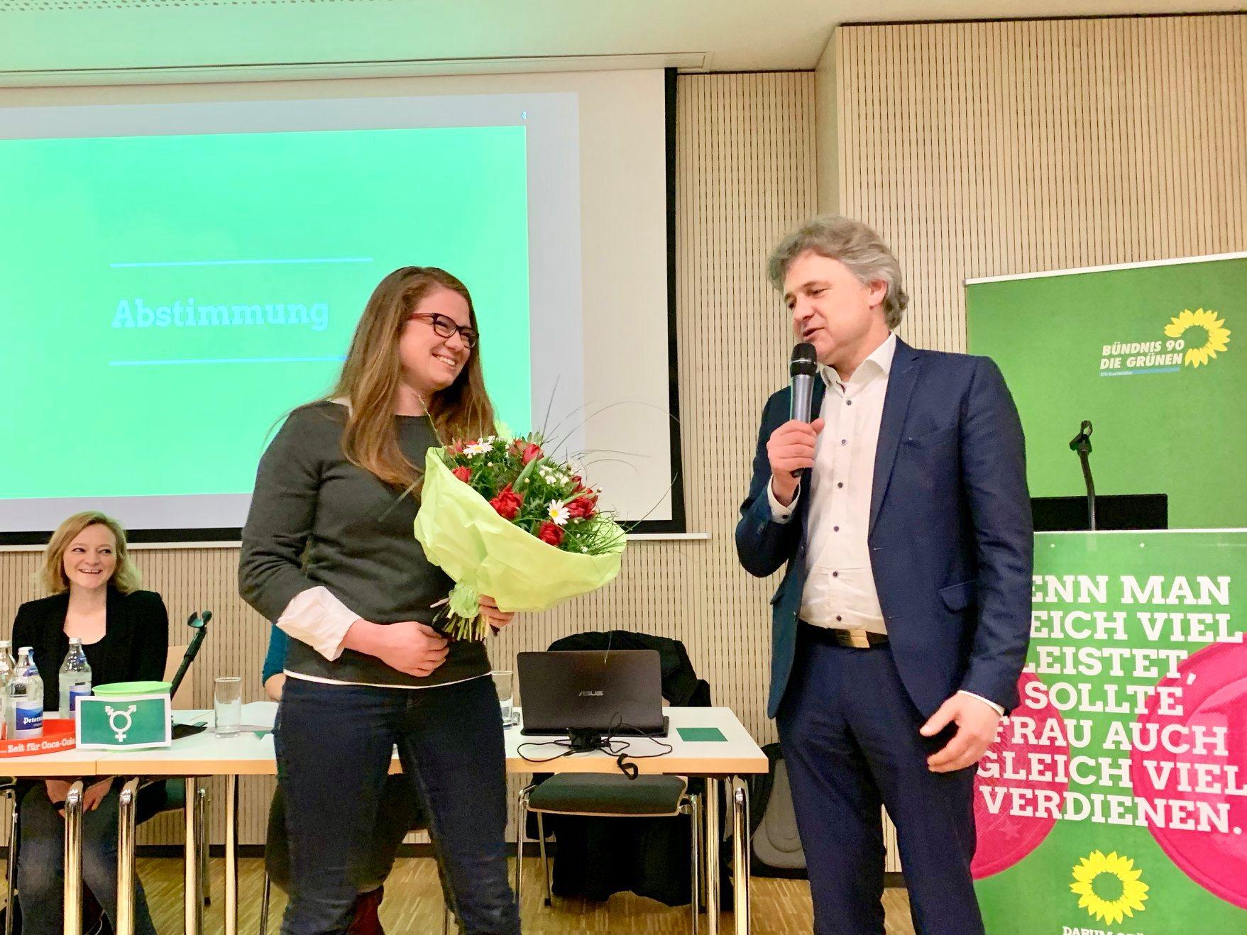 Grüne nominieren Frank Mentrup als OB-Kandidaten