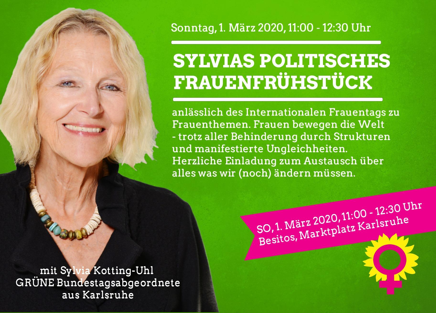 Sylvias politisches Frauenfrühstück