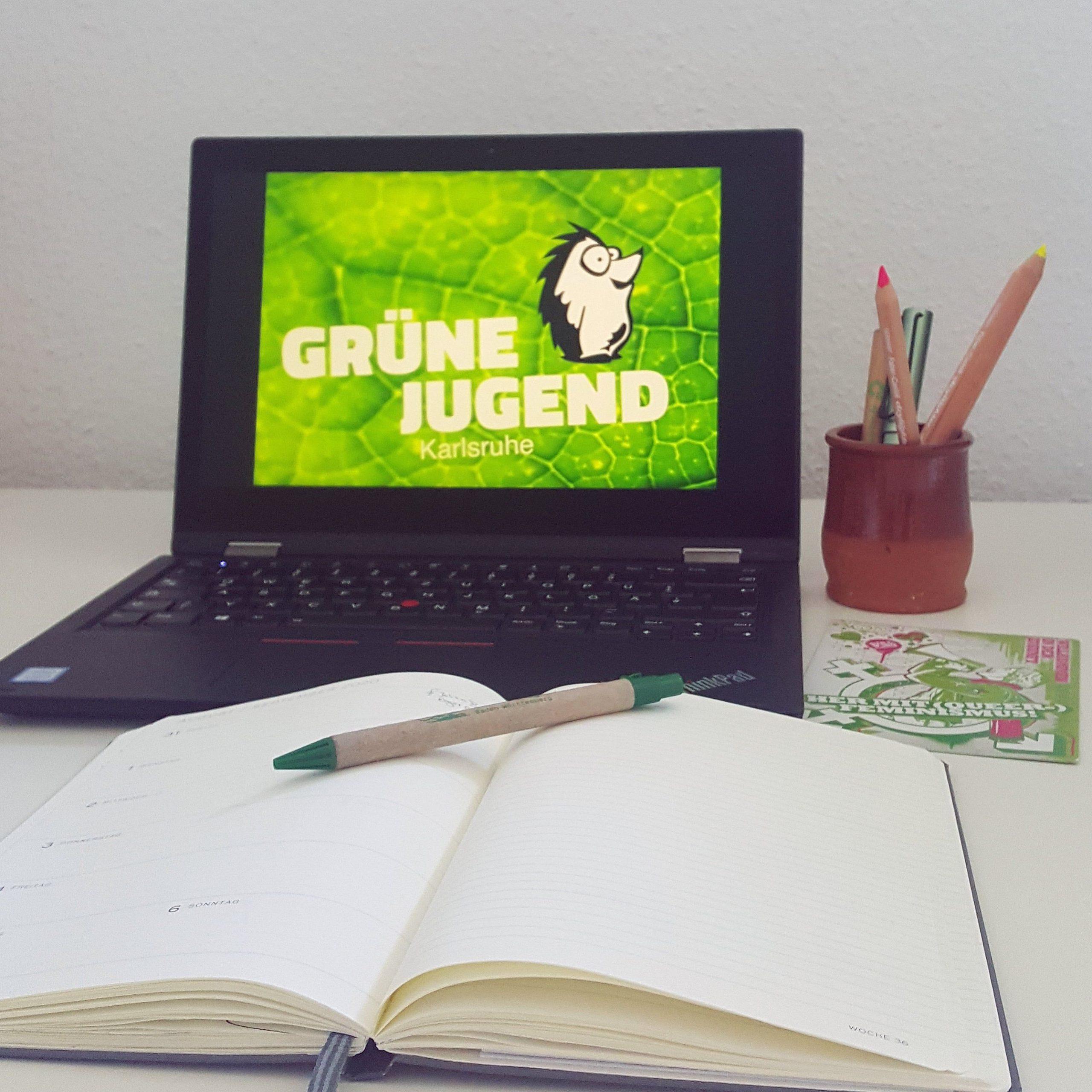 Grüne Jugend geht online