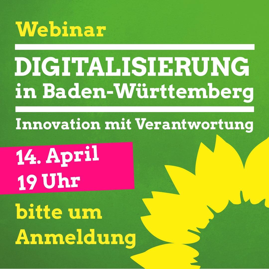 Digitalisierung in Baden-Württemberg: Innovation mit Verantwortung