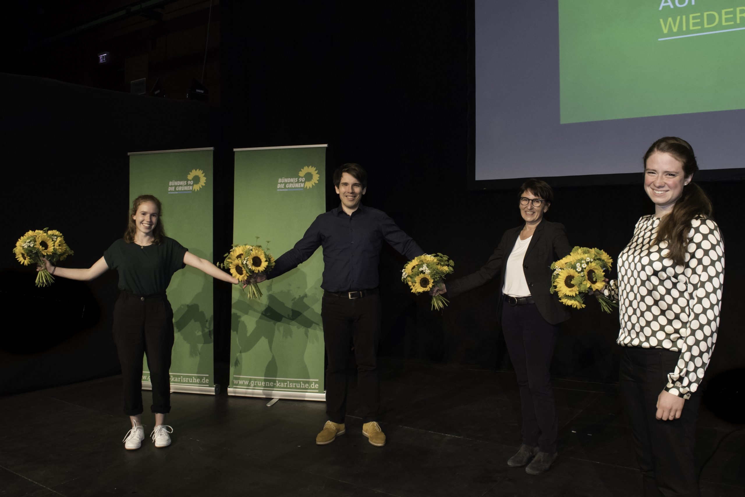 Erfolgreiche Nominierung der Kandidierenden zur Landtagswahl 2021 für Karlsruhe Ost und Karlsruhe West – Pressemitteilung