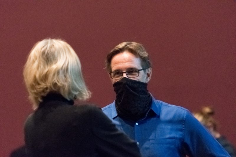 Sylvia Kotting-Uhl und Thomas Wunderberg