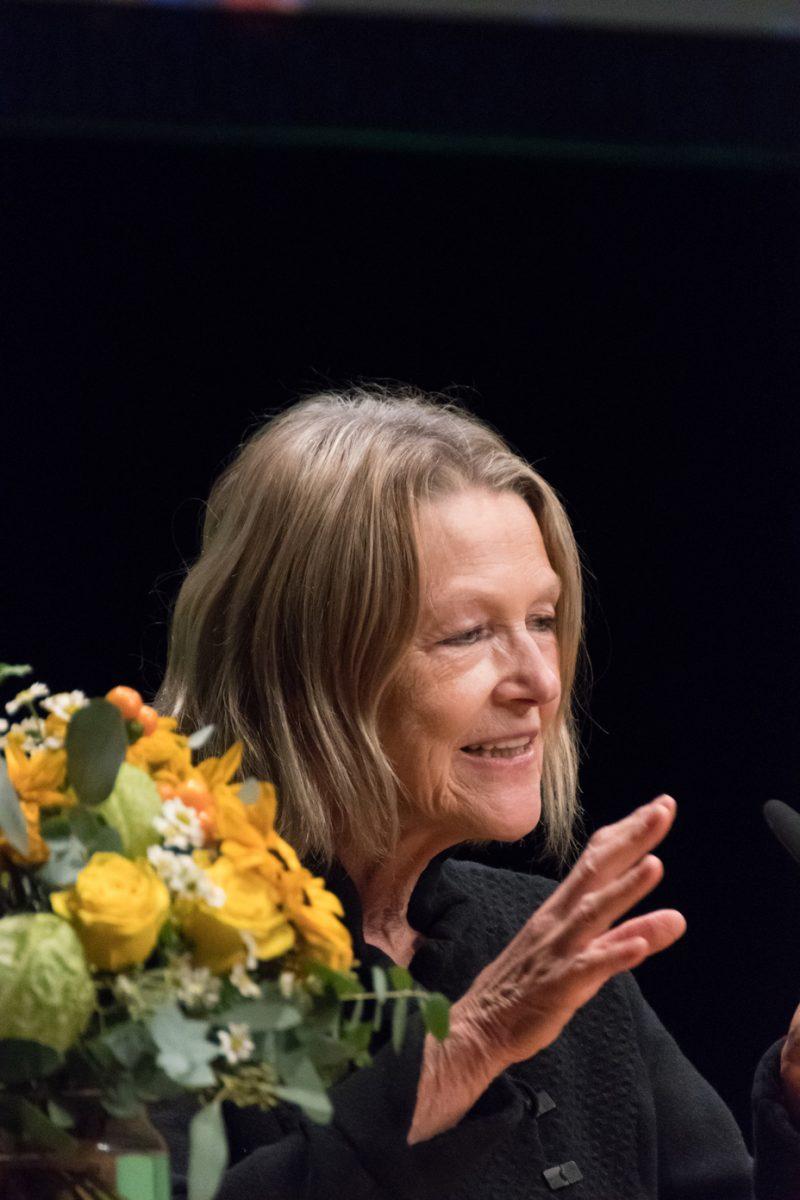 Bundestagsabgeordnete Sylvia Kotting-Uhl