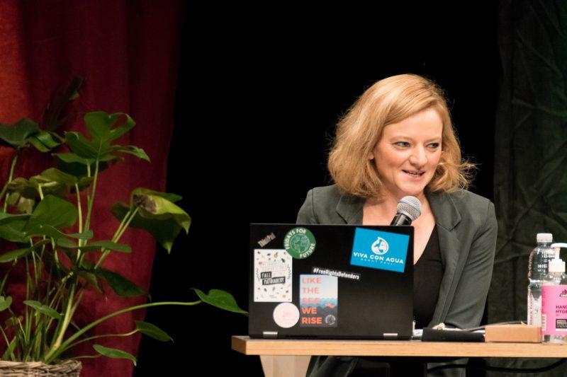 Wahlleitung Sarah Dußler
