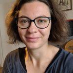 Mareike Blümle ist die Wahlkampfassistentin im KV Karlsruhe