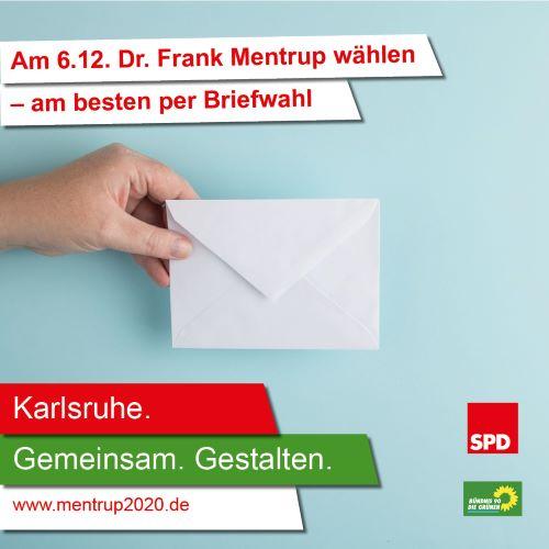 Übersicht zur OB-Wahl in Karlsruhe