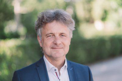 Dr. Frank Mentrup OB-Kandidat Wiederwahl Karlsruhe