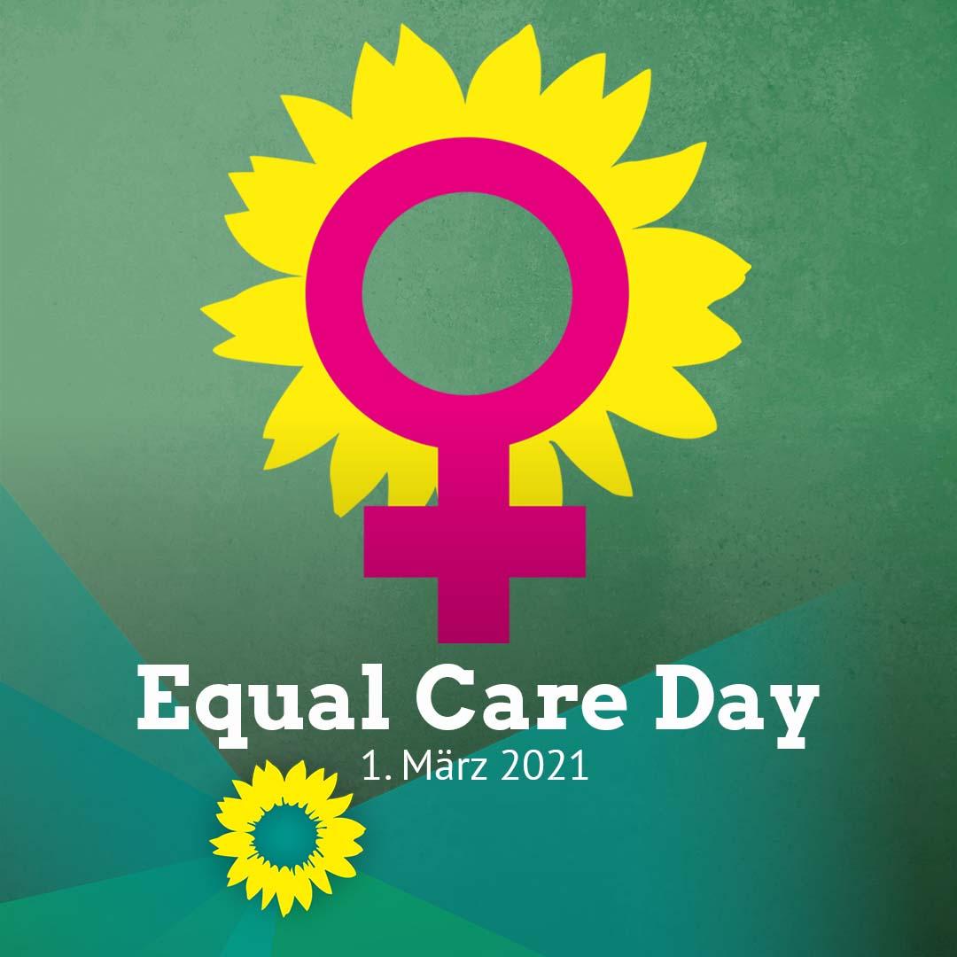 Care-Arbeit: Das Rückgrat unserer Gesellschaft – Equal Care Day am 1. März 2021