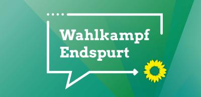 Wahlkampf-Endspurt / Livestream aus Stuttgart