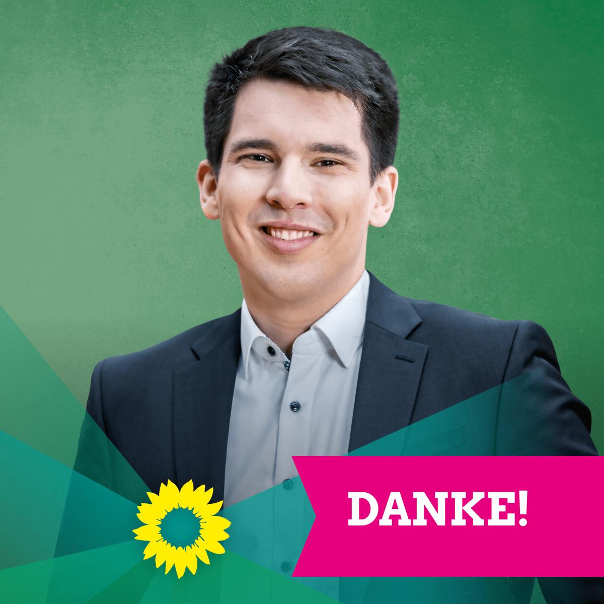 Alexander Salomon unser Kandidat zur Landtagswahl 2021