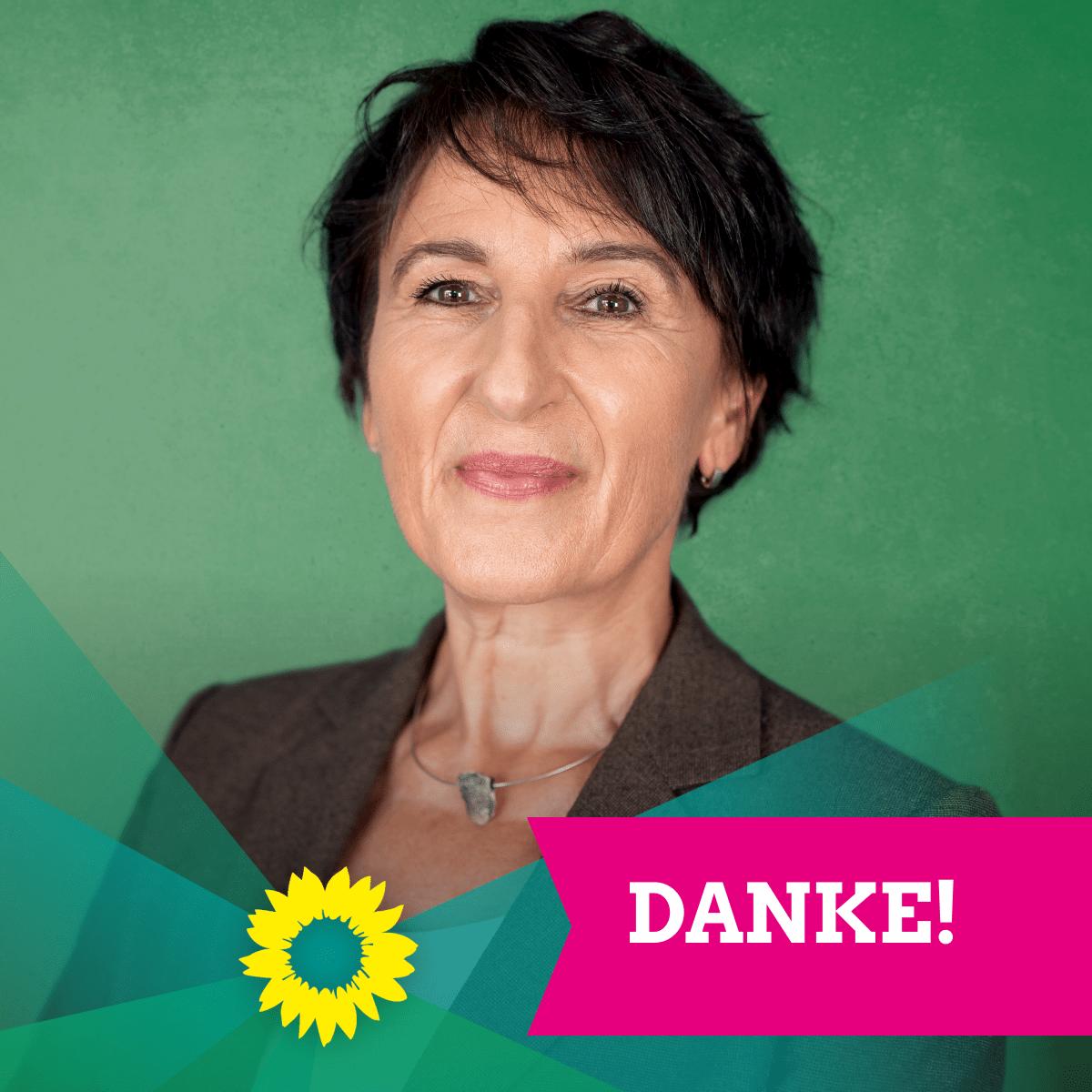 Dr. Ute Leidig unsere Kandidatin zur Landtagswahl 2021