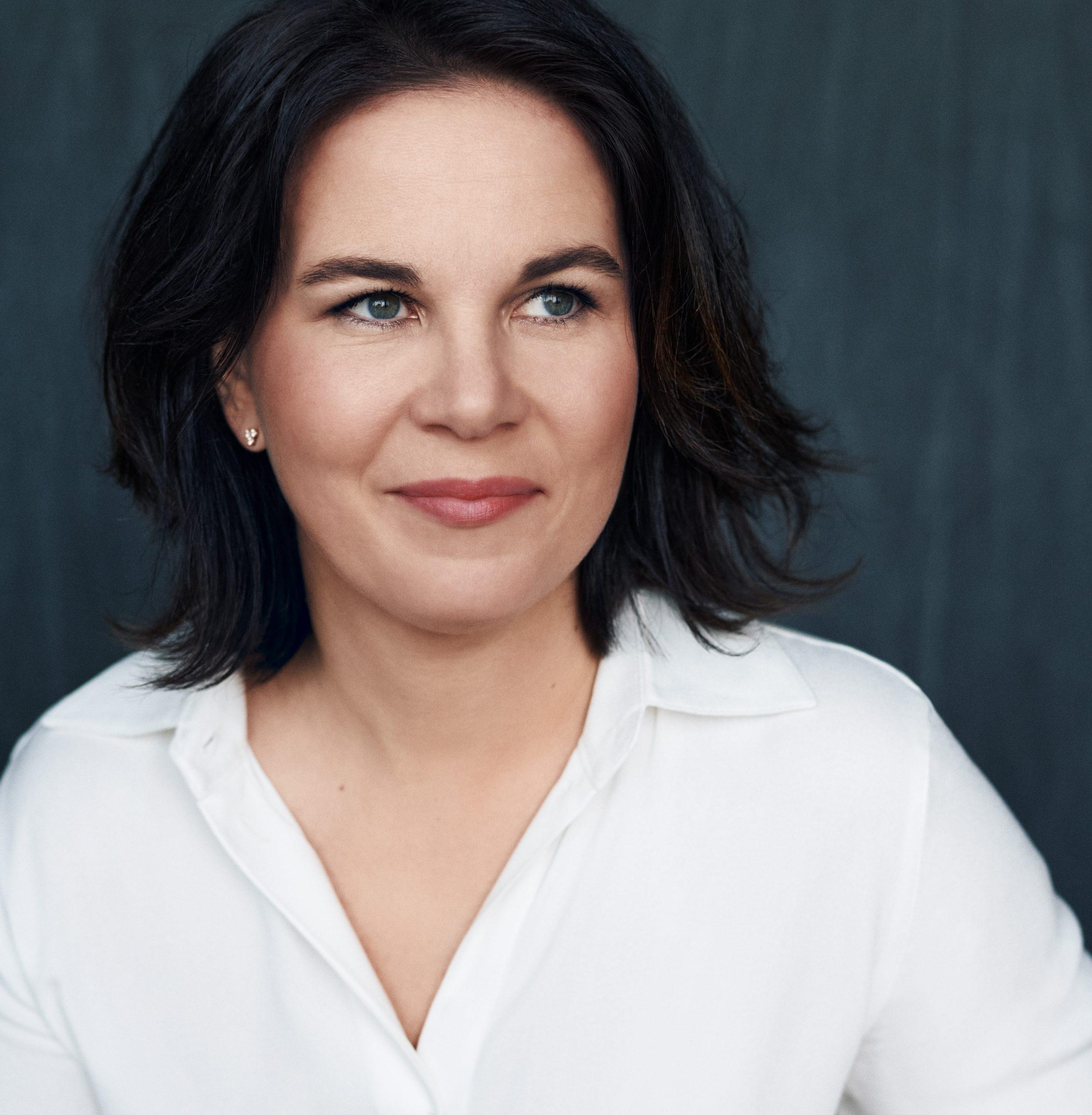 Unsere Kanzlerinnenkandidatin: Annalena Baerbock