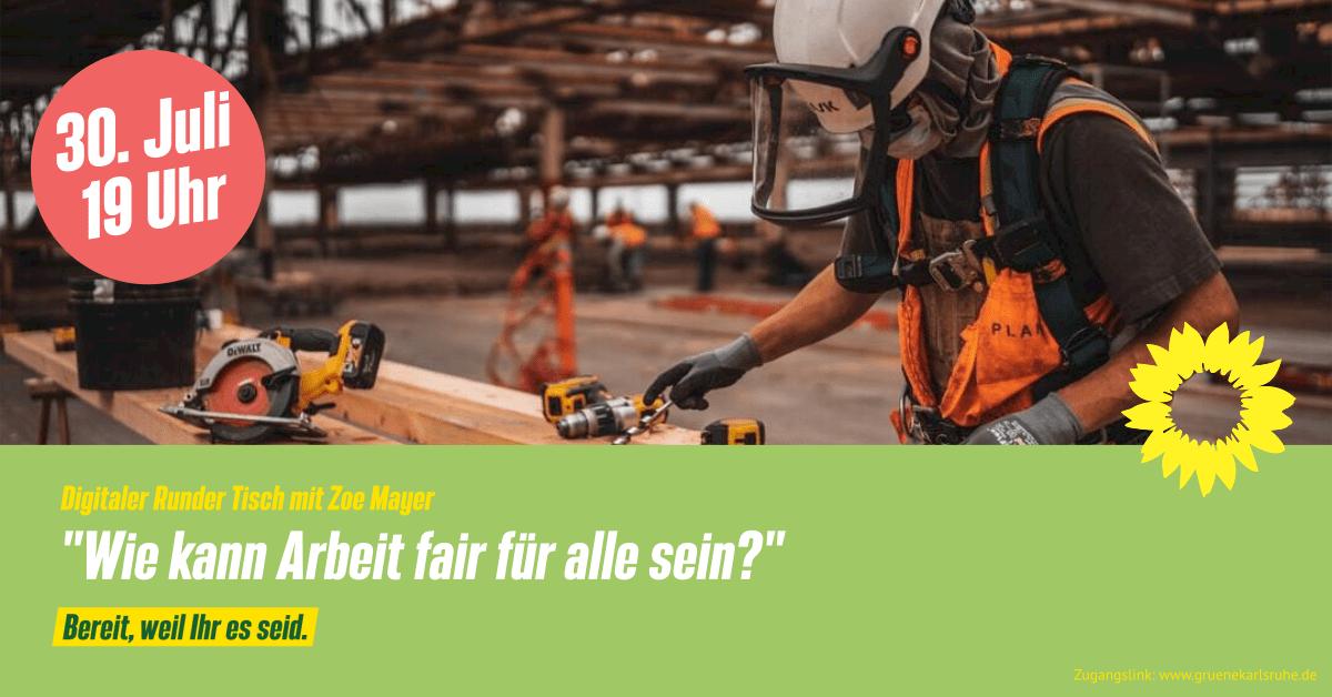 Wie kann Arbeit fair für alle sein?