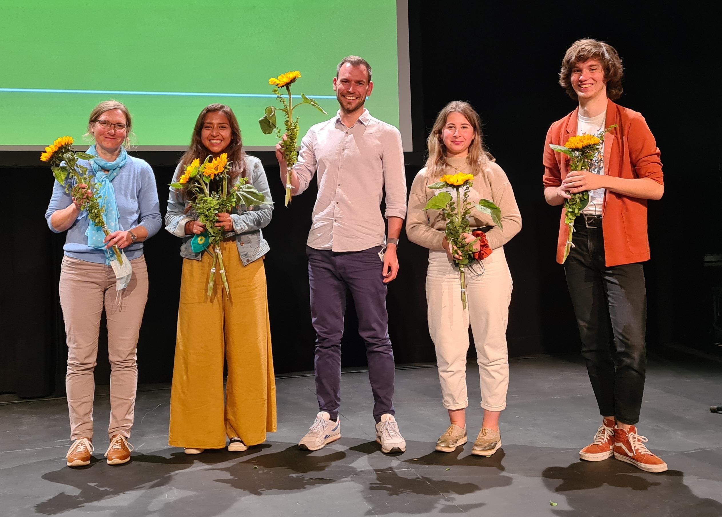 Karlsruher Grüne wählen neuen Vorstand